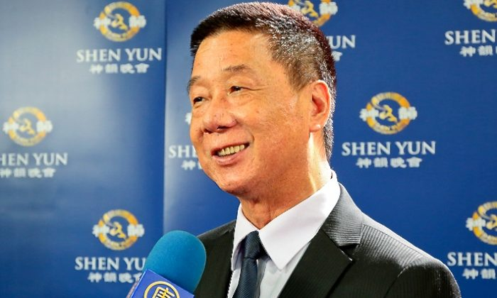 Mayor: Re-energised After Watching Shen Yun (Photos)
