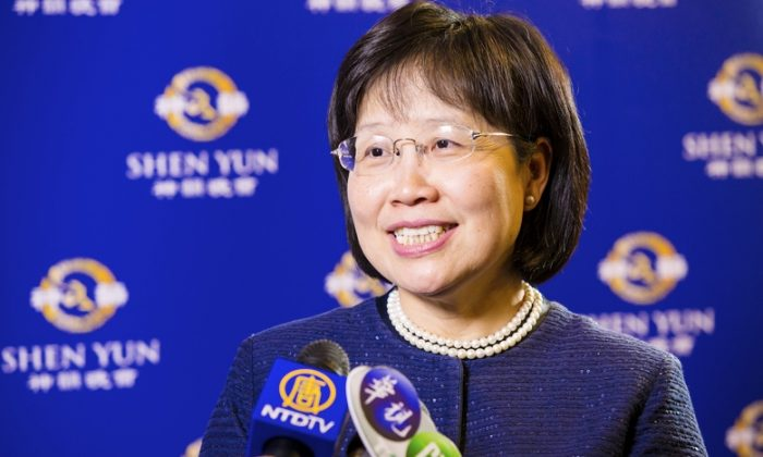 Shen Yun Is a Blessing for Taiwan