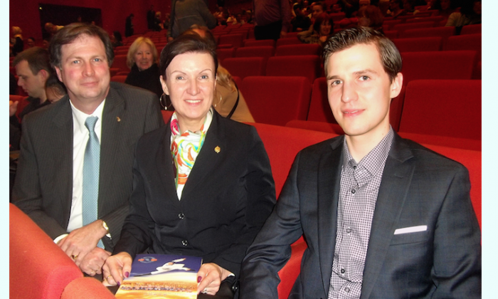 The Archduchess of Austria Never Misses Shen Yun