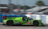 Olivier Pla Puts Krohn Racing Ligier on Pole for Tudor Twelve Hours of Sebring