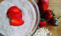 Delicious Oatmeal Smoothie