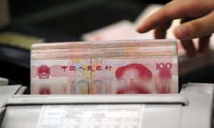 China is Disinfecting and Destroying Cash to Contain the Coronavirus