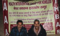 Street Clinic in Delhi Gives a Leg Up to the Homeless