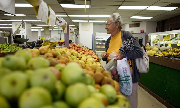 A grocery store in North Miami, Fla. (Joe Raedle/Getty Images)