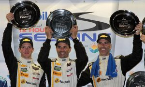 Action Express Leads Chevy Sweep at Tudor Twelve Hours of Sebring
