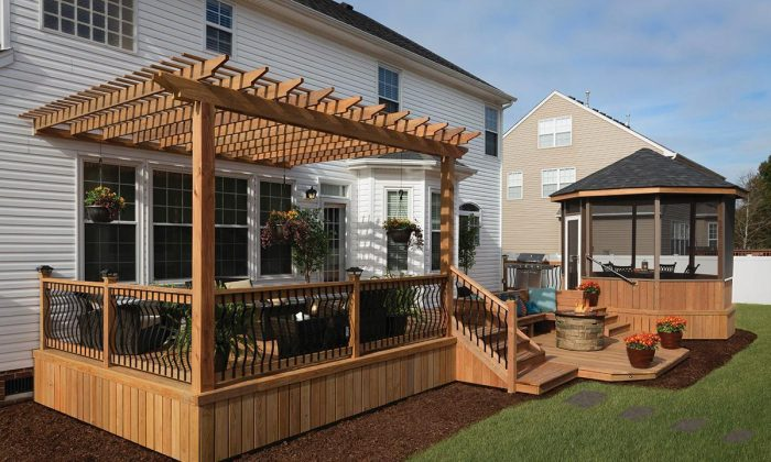 Realtor.com estimates that homeowners can recoup 87 percent of the investment of adding a deck when they sell. (BPT)
