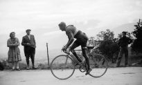 'My Italian Secret': The Cyclist and the Archbishop