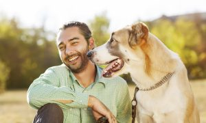 Is Life With a Dog Like Taking Probiotics?