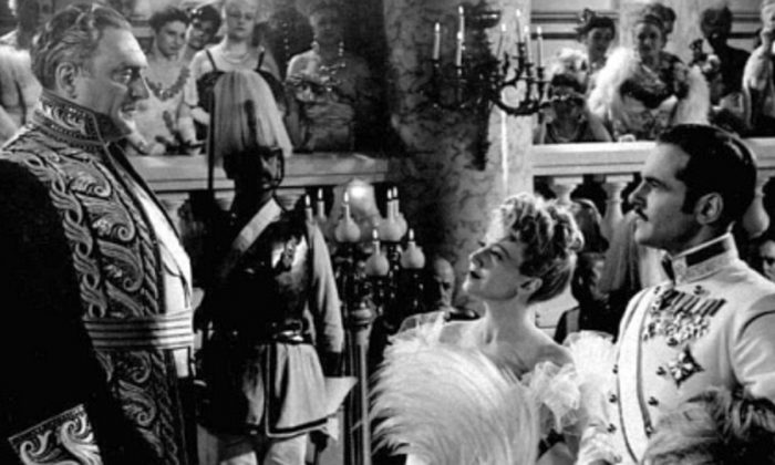 "A scene from the 1940 film ""From Mayerling to Sarajevo,"" which has been newly remastered. (Water Bearer Films)"