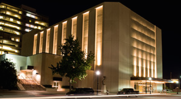 Tulsa Performing Arts Center. (Courtesy of Tulsa Performing Arts Center)