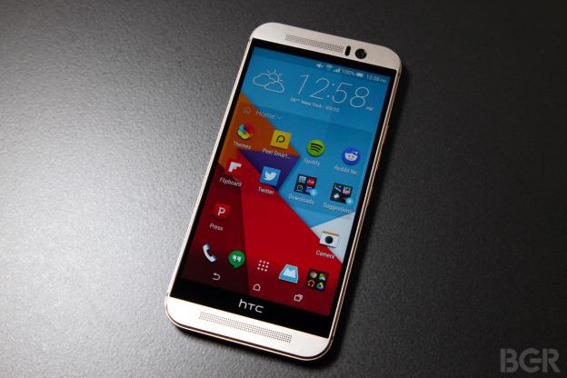 HTC One M9. (BGR)