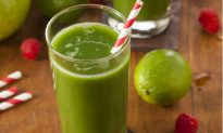 Ginger Lime Smoothie Recipe
