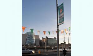 Shen Yun Arrives in Dublin