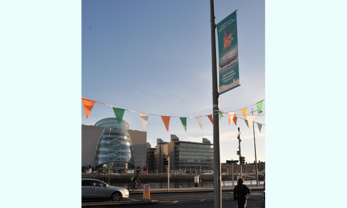 The Convention Centre Dublin (Epoch Times)