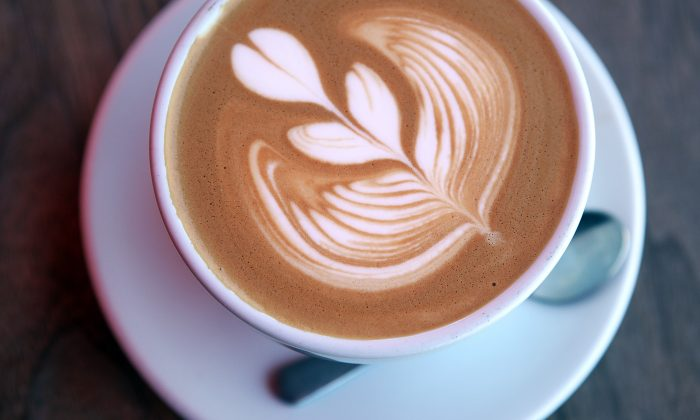 A freshly made cappuccino. Coffee prices surge due to severe weather conditions in Brazil and Vietnam,  world's top coffee producers. (Justin Sullivan/Getty Images)
