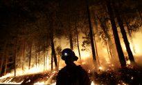Washington Wildfires Close Freeways, Threaten Homes