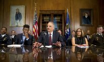 Attorney General Holder Wants Felons to Have the Right to Vote