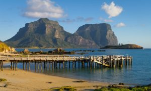 A Scenic Island Getaway at Lord Howe Island, Australia