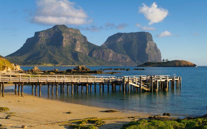 Lord Howe Island via Shutterstock*