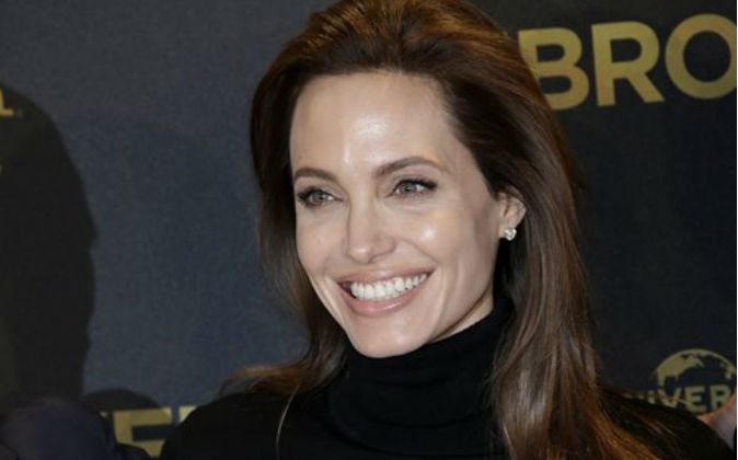 Jolie announced in an op-ed in The New York Times on Tuesday, March 24, 2015, that she had her ovaries and fallopian tubes removed to prevent cancer. (AP Photo/Michael Sohn, File)