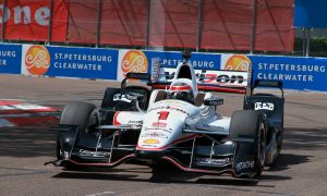 Will Power Leads IndyCar St. Pete GP Practice Sessions