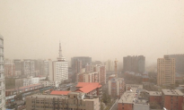Sand Storm Hits Beijing, Pollution Data Breaks Record