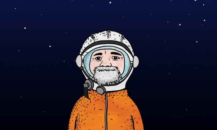 Space suits you. (Shutterstock*)
