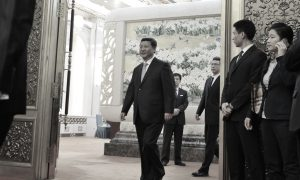 Chinese Leader Preaches a Version of 'Peace' at Major Asian Forum