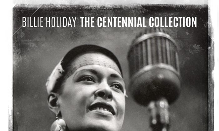 A new release of collected Billie Holiday works. (Sony Music)