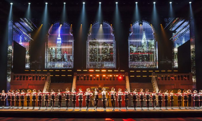 The Radio City Rockettes are fabulous as always. (MSG Productions)
