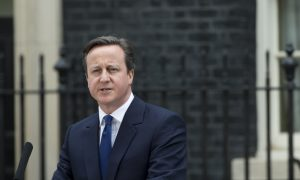 UK's David Cameron Urges Global Fight Against Corruption
