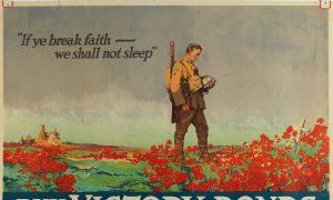 Gas, Mud, Memory: Exhibition Recalls WWI