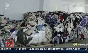 Looking for Used Clothes in China? Check out the Morgue