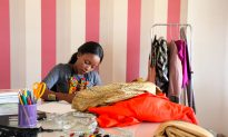 Young Entrepreneur Battles 'Fast Fashion' With the 30-Year Sweatshirt