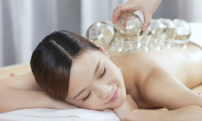 Traditional Chinese cupping therapy mobilizes blood flow to promote the healing of a broad range of medical ailments including eating disorders. (    EastFenceImage/iStock/Thinkstock)