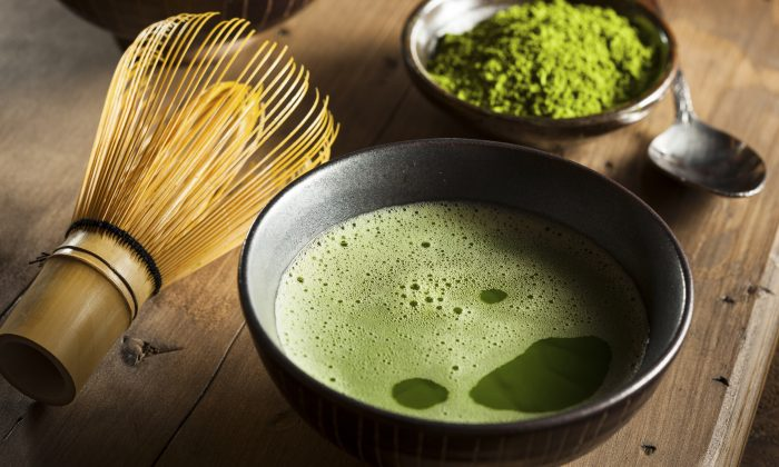 (Organic Green Matcha Tea via Thinkstock)