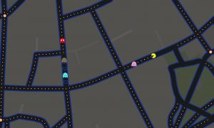 How Do You Play Pac-Man on Google Maps?