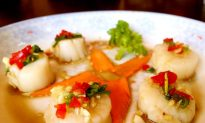 CiCi's Food Paradise: Chinese Steamed Scallops and a Secret I Never Thought I'd Tell