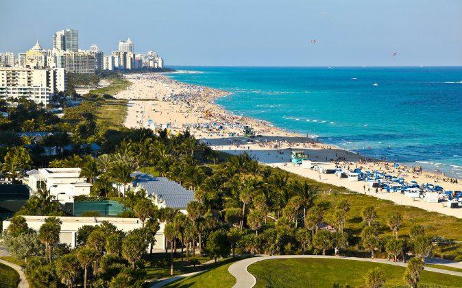 South Beach, Miami, Florida via Shutterstock*