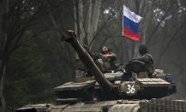 Russia's Role in Ukraine Seen Shifting to Training Rebels