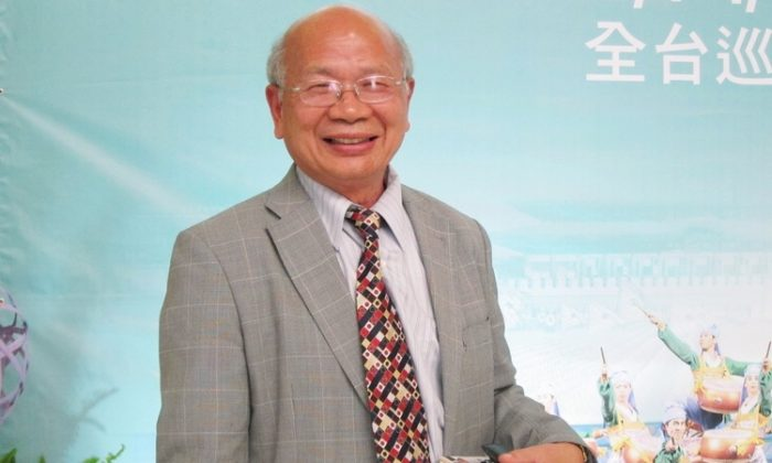 Chairman: 'Shen Yun's preservation of culture is commendable'