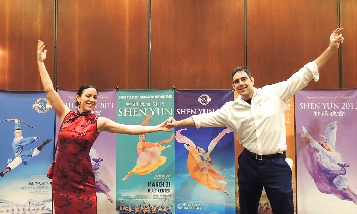 Shen Yun 'Really Stunning,' Says Professor