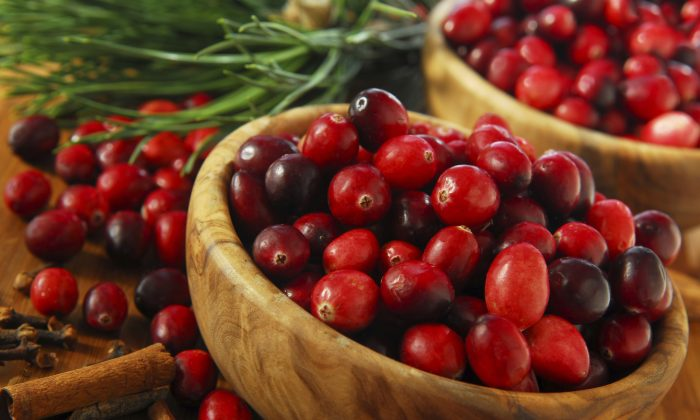 Women who took two cranberry capsules a day had a reduced risk of urinary tract infection after gynecological surgery. (Elenathewise/iStock)