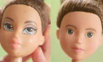 Barbie Gets a Makeunder: Meet the Tree Change Dolls