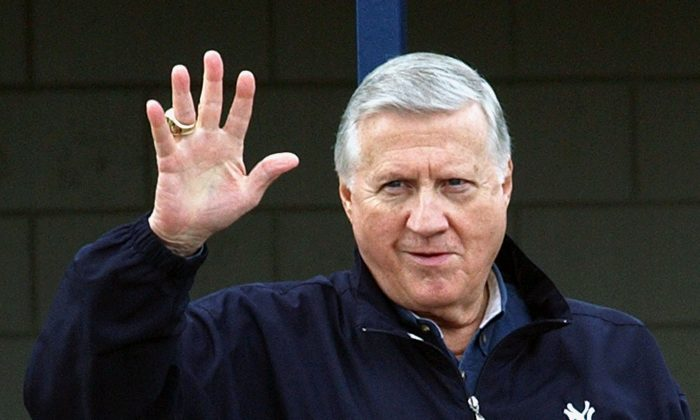 The late George Steinbrenner had a successful, yet controversial run as owner of the New York Yankees. (AP Photo/Chris O'Meara)