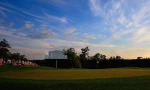 Augusta's Uncompromising Closing Hole