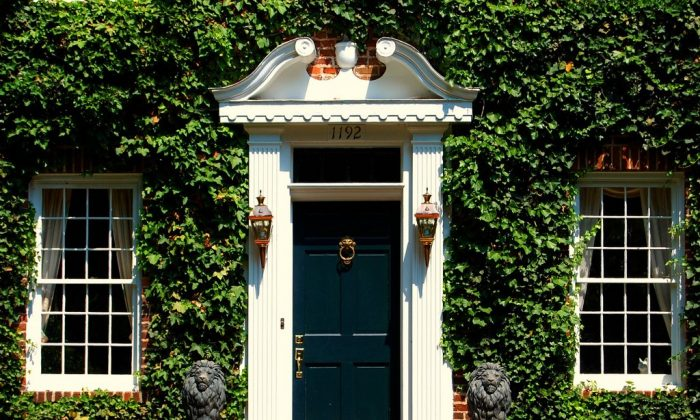 There are lots of choices on the market for a beautiful and versatile front door. (eieihome.com)