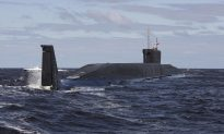 Russia: Fire on Nuclear Submarine at Repair Yard in Arkhangelsk