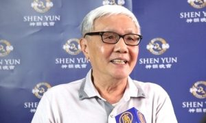 Keelung's Artists Impressed by Shen Yun