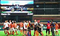 Khalsa Wins Men's Hockey Super 6s